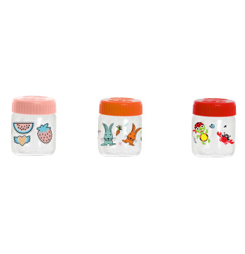200 cc Decorated Baby Food Jar