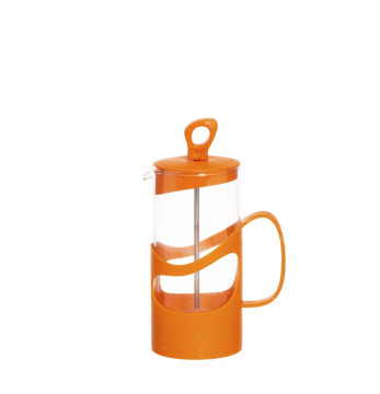 400 cc Tea & Coffee Press - Orange