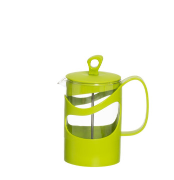 660 cc Tea & Coffee Press - Green