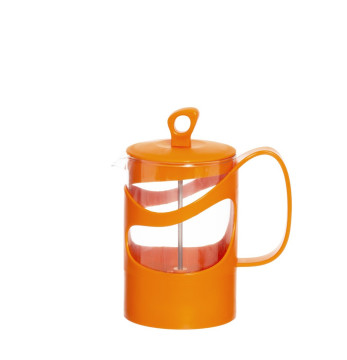 660 cc Tea & Coffee Press - Orange