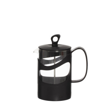 660 cc Tea & Coffee Press - Black