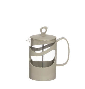 660 cc Tea & Coffee Press - Grey