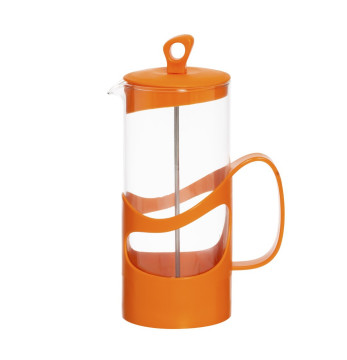 1000 cc Tea & Coffee Press - Orange