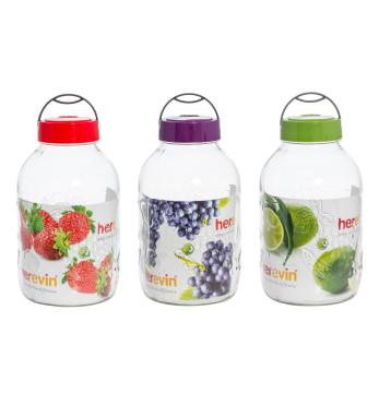 5 lt Embossed Jar