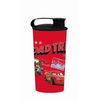 470 cc Licensed Cap Glass-Cars (Road Trip)