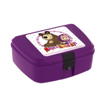 Lunch Box- Masha and the Bear