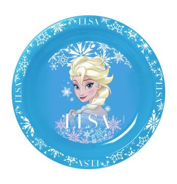 Lisanslı Plastik Tabak-Elsa