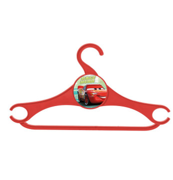 6 pcs Hanger Set for Children-Cars