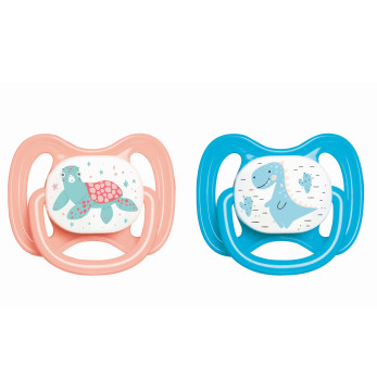 Soother - No:1 (0-6 Months)