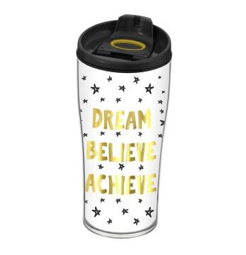 440 cc Decorated Coffee Mug-Dream