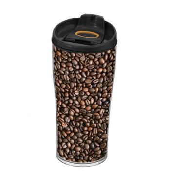 440 cc Decorated Coffee Mug-Coffee bean