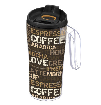440 cc Coffee Mug with Handle - Coffee