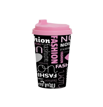 340 cc Coffee Cup - Fashion