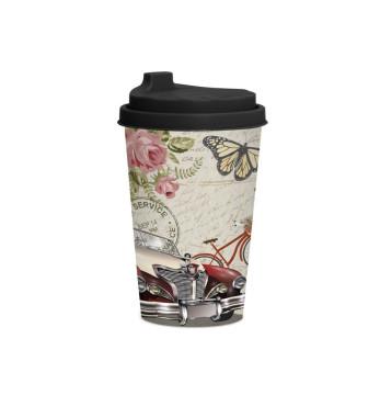 340 cc Coffee Cup - Paris