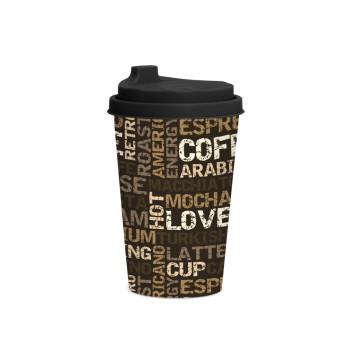 340 cc Coffee Cup - Coffee