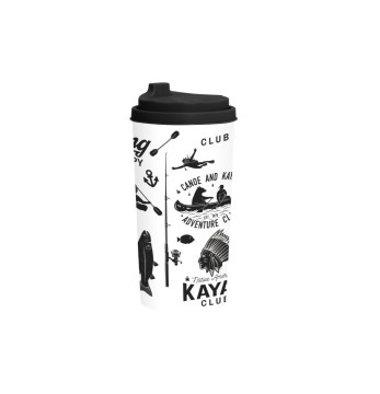 470 cc Coffee Cup - Ski