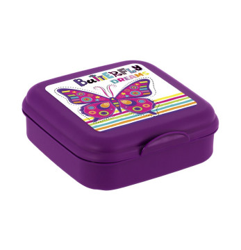 Sandwich Box-Butterfly