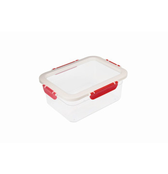 2,2 lt Airtight Food Container - Red