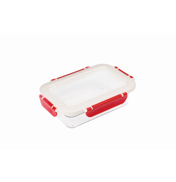 1,3 lt Airtight Food Container - Red