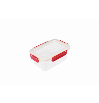 1 lt Airtight Food Container - Red