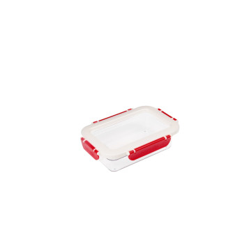 0,6 lt Airtight Food Container - Red