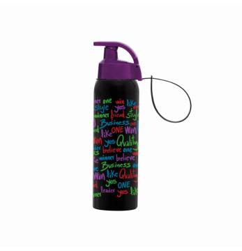 0,5 lt Water Bottle with Hanger-Retro