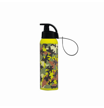 0,5 lt Water Bottle with Hanger-Camouflage