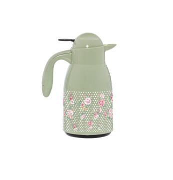Decorated Vacuum Flask-Retro
