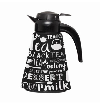 1,2 lt Conical Thermos - Tea