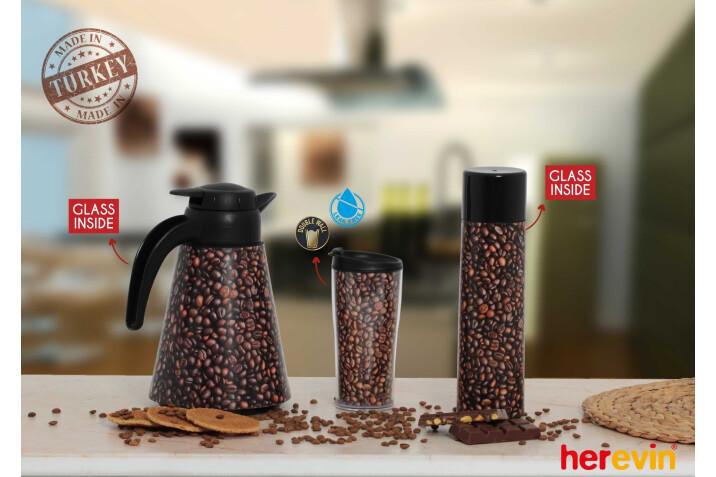 Kahve Cekirdek Serisi 161704 Ozel
