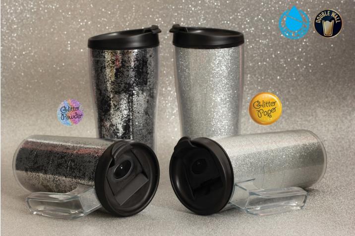 Silver Gitter Powder
